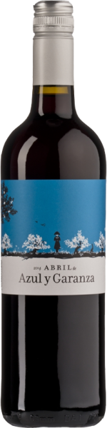 Abril - Azul y Garanza